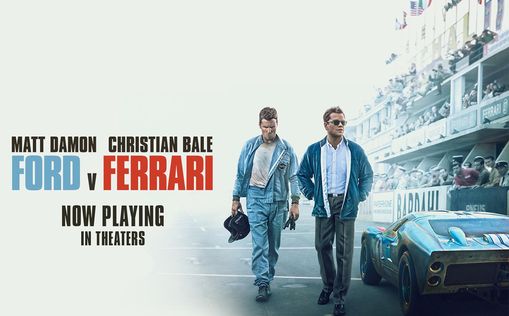 Ford V Ferrari Shannons Club