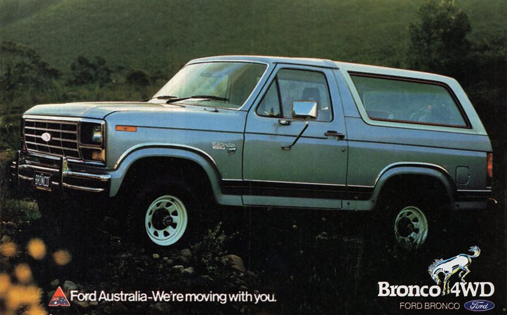 Ford Bronco: Lee Iacocca's other wild pony