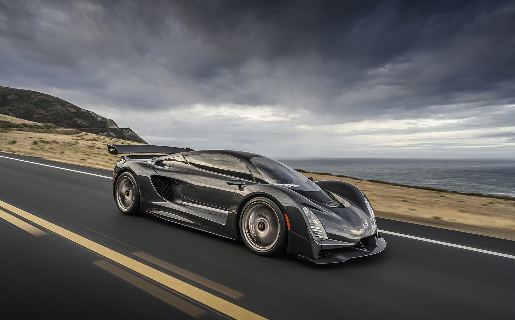 Fledgling manufacturer Czinger arrives on scene with blistering 21C hybrid hypercar