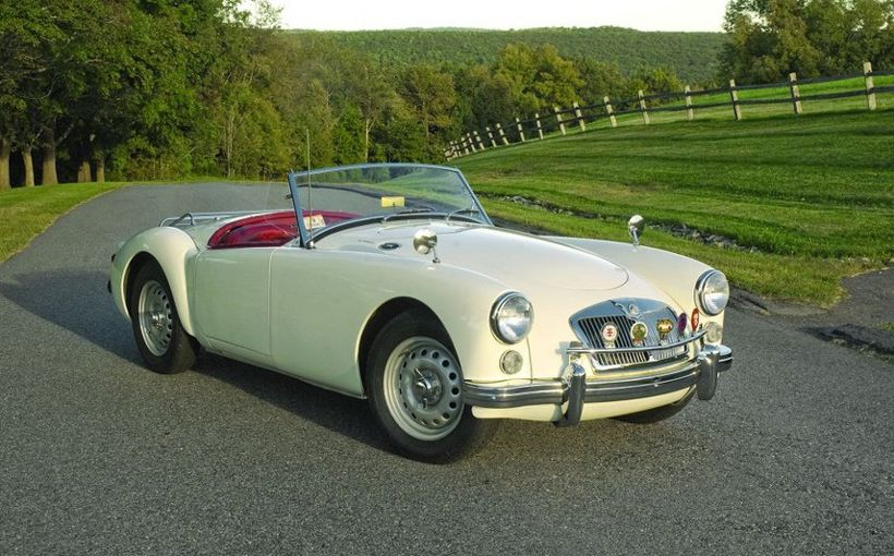 MGA and MGB: tradition survives in spite of BMC rule