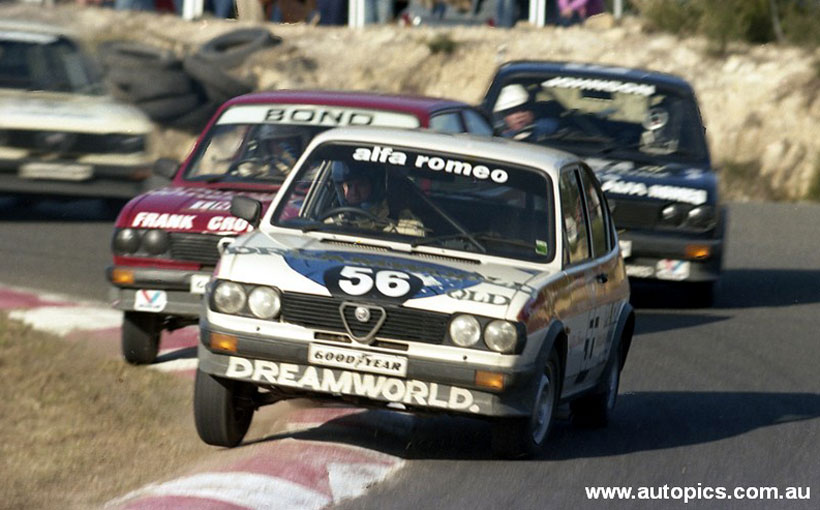 Alfasud: Spicy Italian Recipe – Just Add Racing Drivers and Stir!