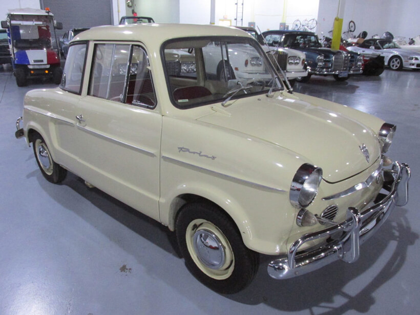 NSU Prinz: Germany's gutsy miniature masterpiece