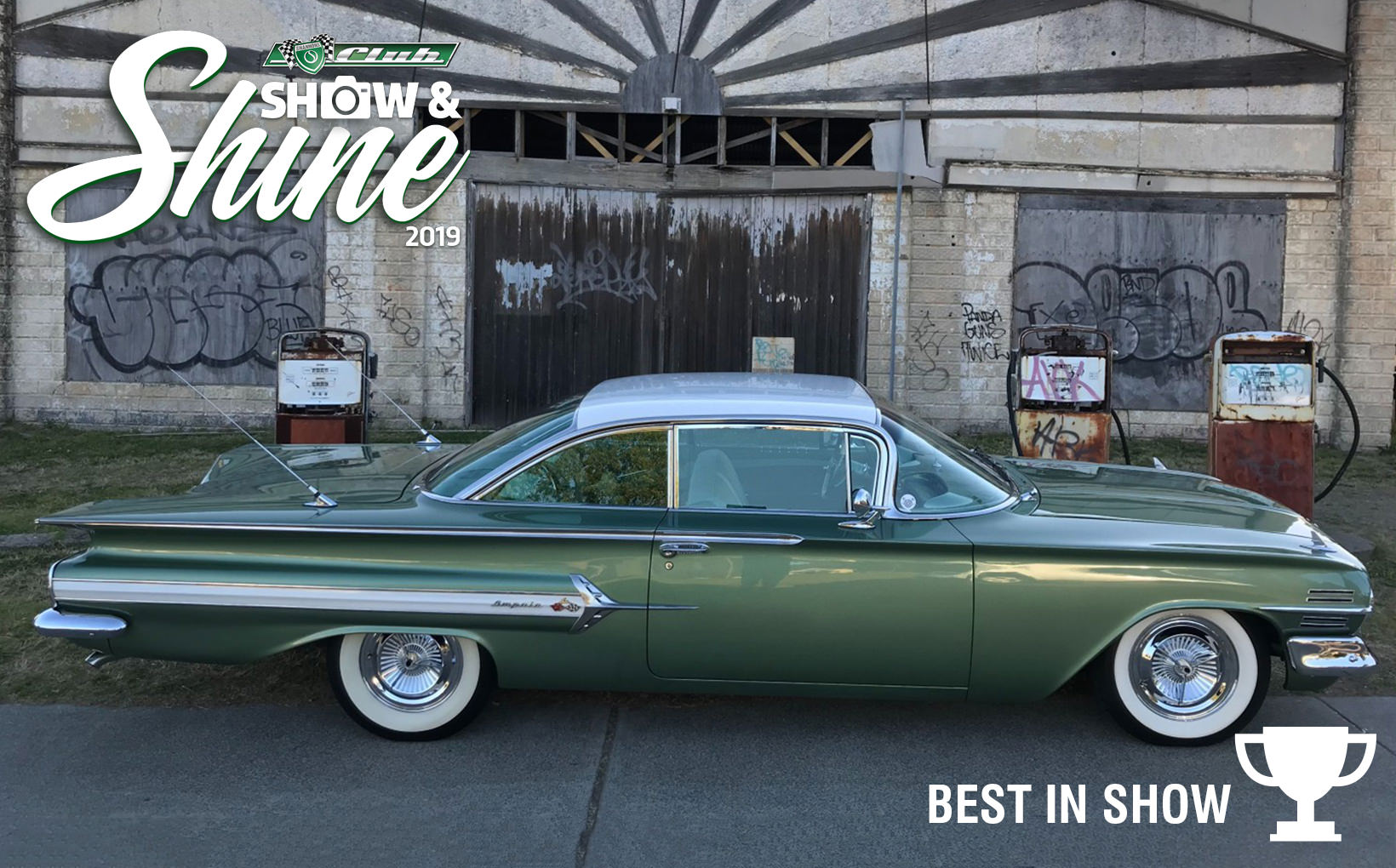 2019 Shannons Club Show and Shine Competition Winners Announced