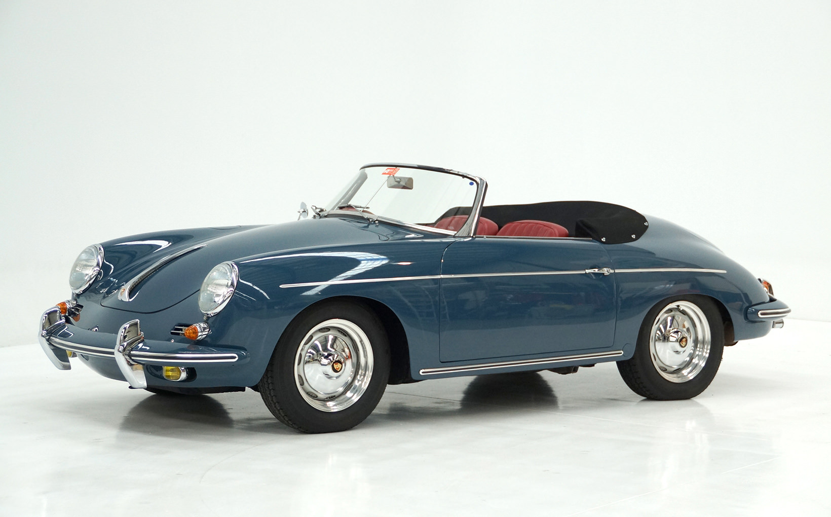 Record $352k for Porsche 356B at Shannons Melbourne Sale