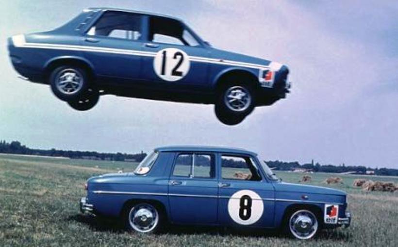 Renault 12 Gordini: Front paws in need of lion claws