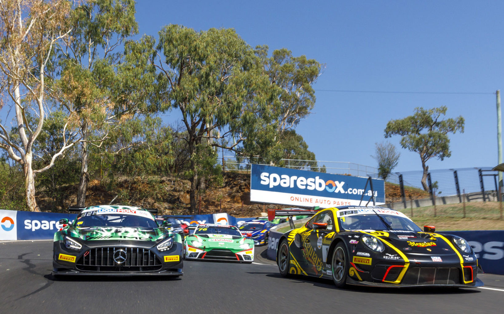 Bathurst 12 Hour: The Sparesbox Recap