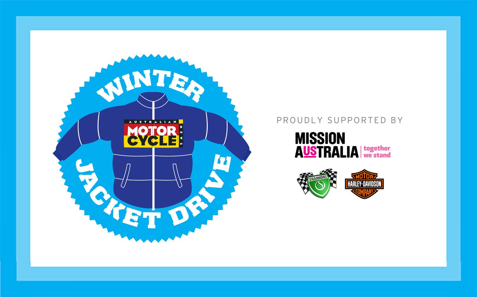 2018 AMCN Winter Jacket Drive is go!