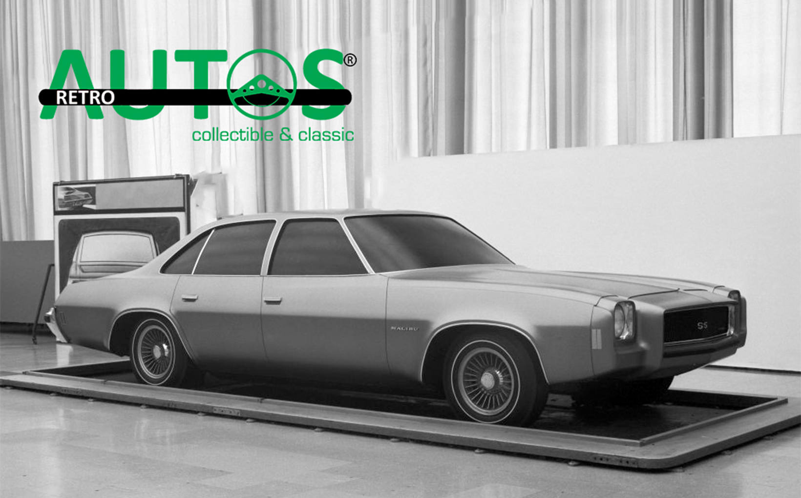Retroautos September - Colonnades! A Design to Driveway exclusive, showcasing this forgotten range of classic GM cars.