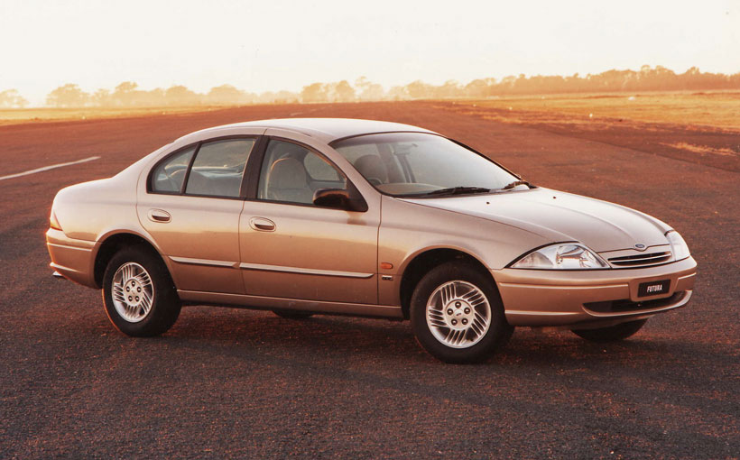 1998-2002 Ford AU Falcon: Sunk by Identity Crisis or Dirty