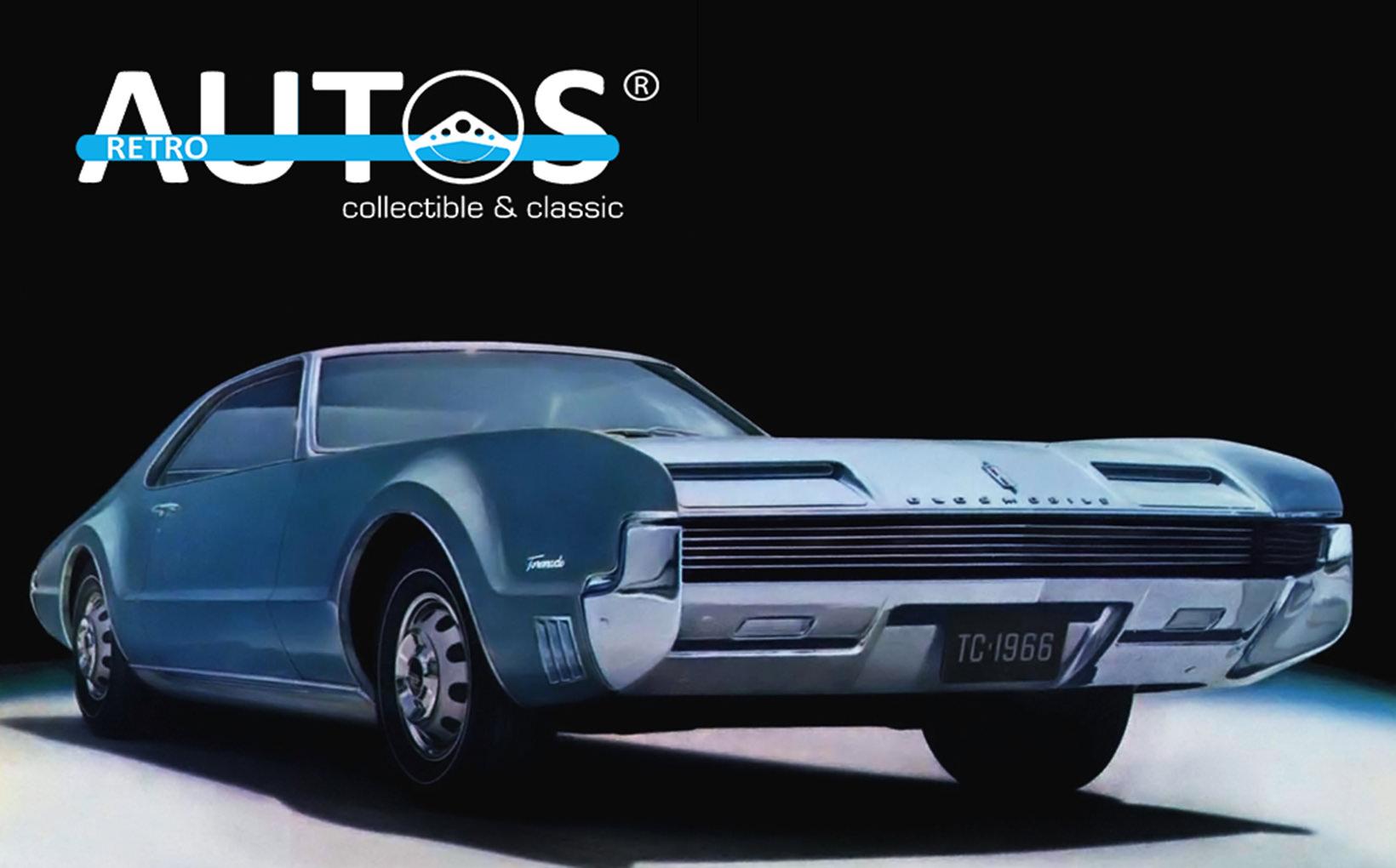 Retroautos December 2017 - Toronado Designer - David North, the Purvis Eureka and a 1964 Rambler 770 Coupe
