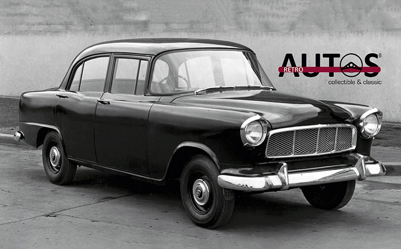 Retroautos February - FB Holden 60th anniversary! Plus, four door coupes