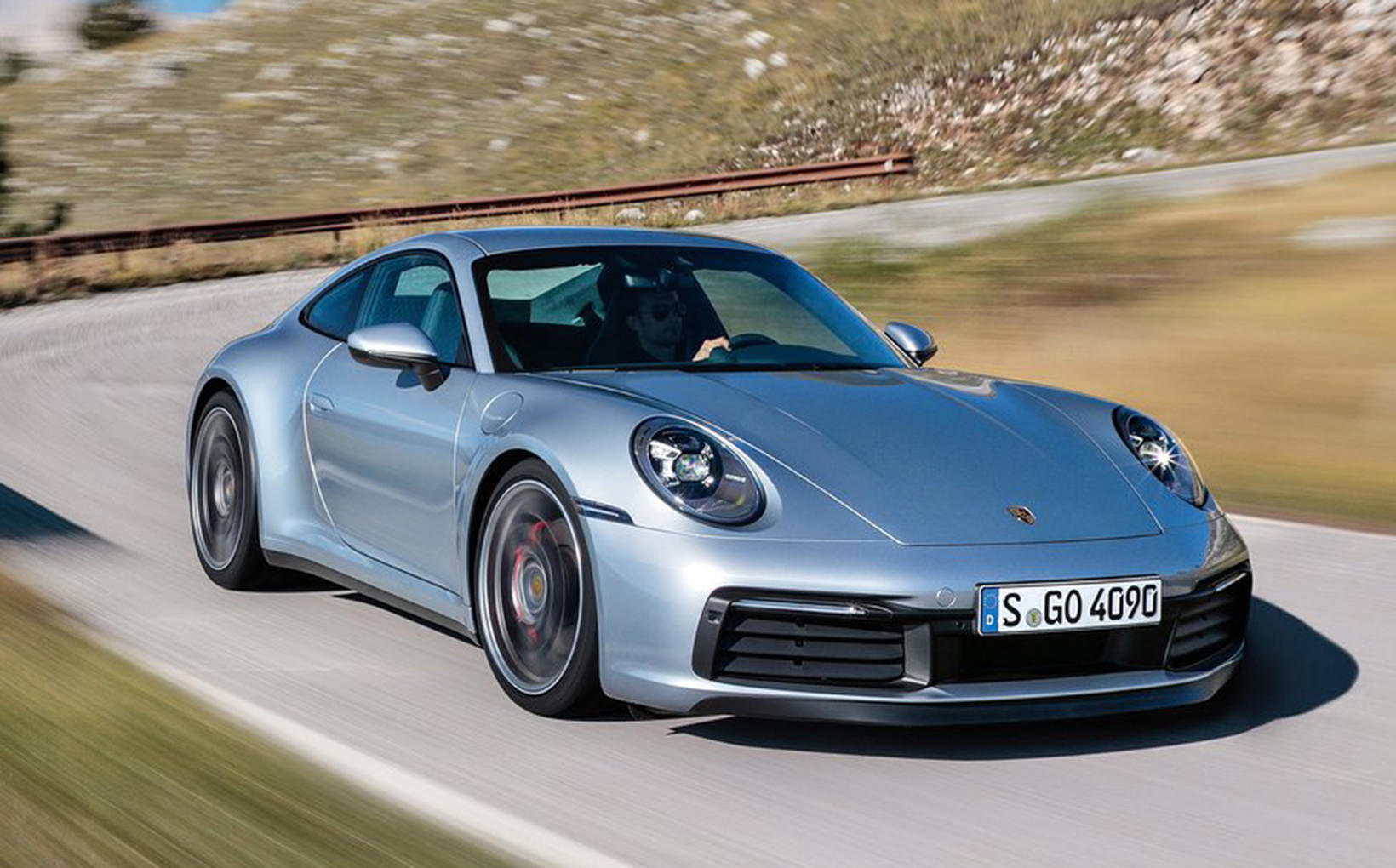 The inevitability of death, taxes and the Porsche 911