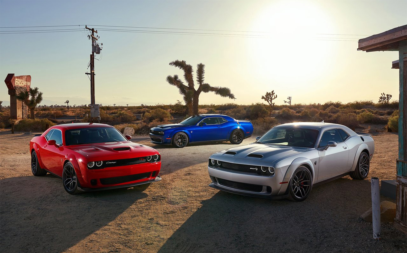 Could Dodge's Challenger muscle in on the Ford Mustang and Chevrolet Camaro?