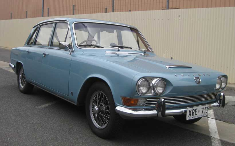 1963-78 Triumph 2000/2500: A True Vanguard Better Than Standard
