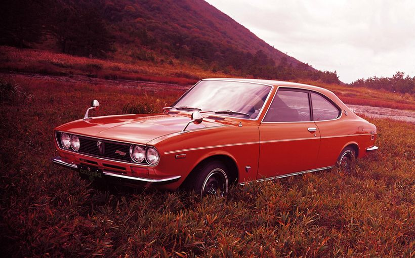Mazda Capella/ RX-2: Rotary power transforms an ordinary car