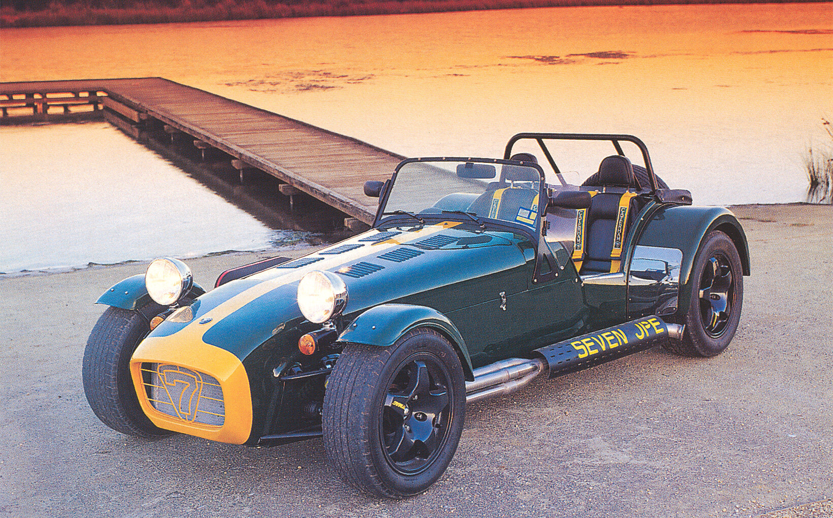 Lotus Seven: Survival of the Fittest