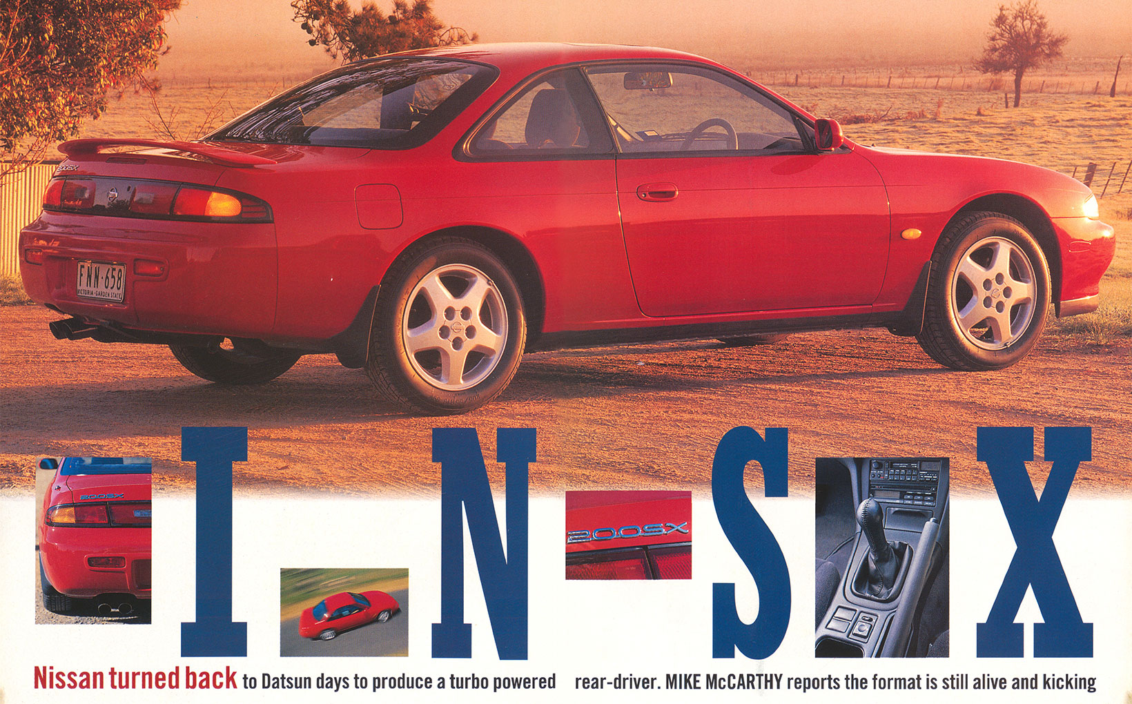 Nissan 200SXV: INSX
