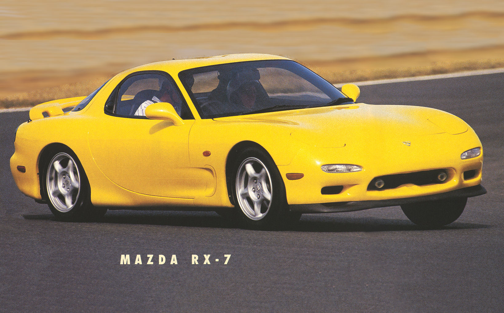 Mazda RX-7: 7th Heaven