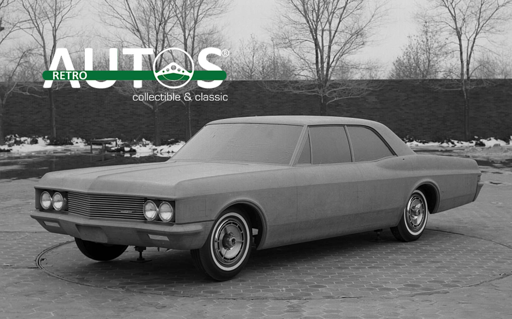 Retroautos December - Styling the '65 Chevrolet. Plus, a centenary for Armstrong Siddeley