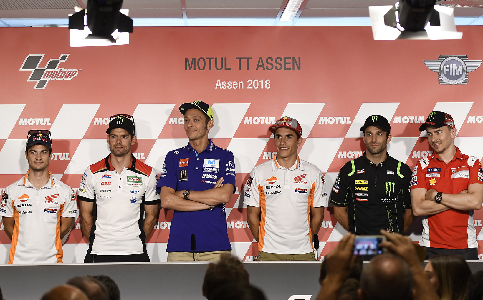 Valentino Rossi focusing on his 10th as Assen race gods gift sunshine for race weekend