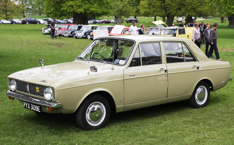 Hillman Hunter: Hustling against the (Japanese) odds