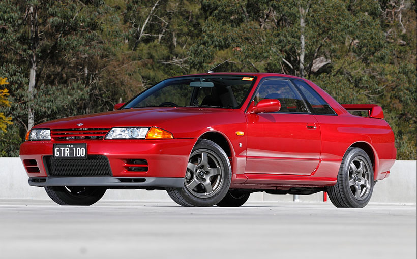 Nissan R32 GT-R: Racing First, Road Second