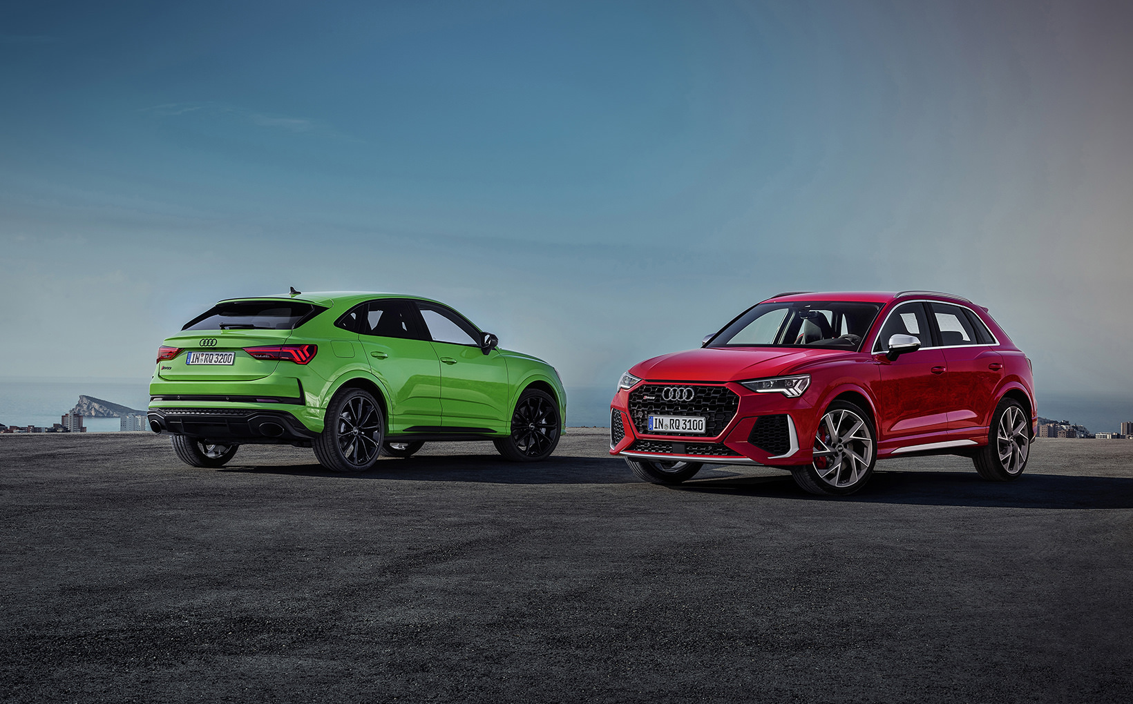 Audi's fire-breathing RS Q3 small SUV is back with twice the excitement