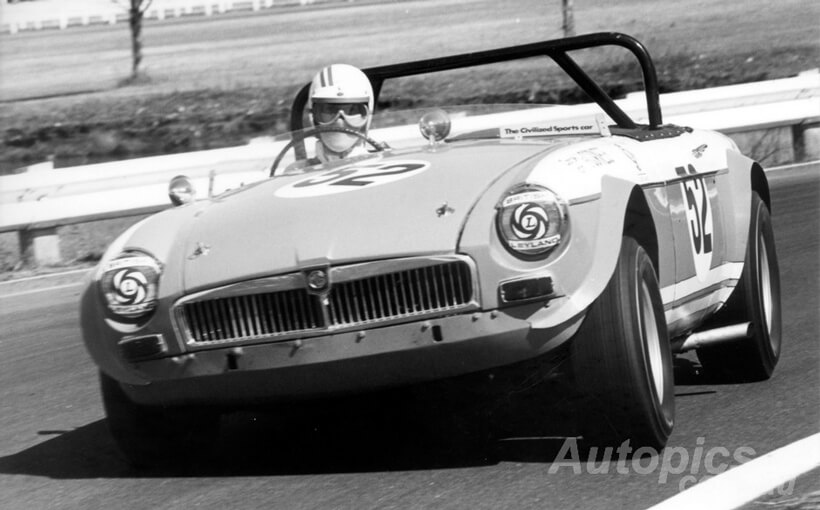 MGA and MGB: Aussie doctor and the world's fastest 'Super Bee'