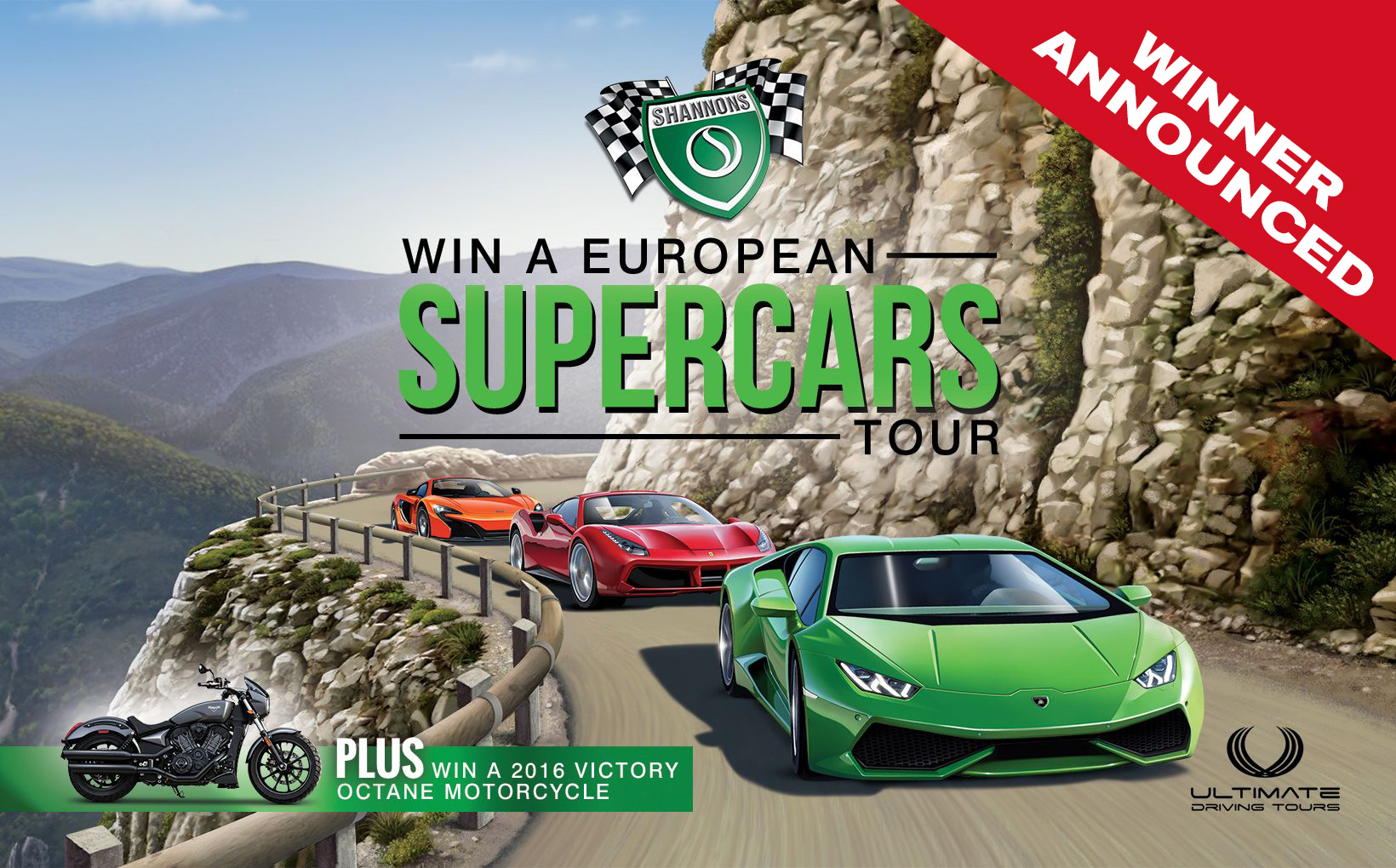 Queensland enthusiast wins Shannons European Supercars