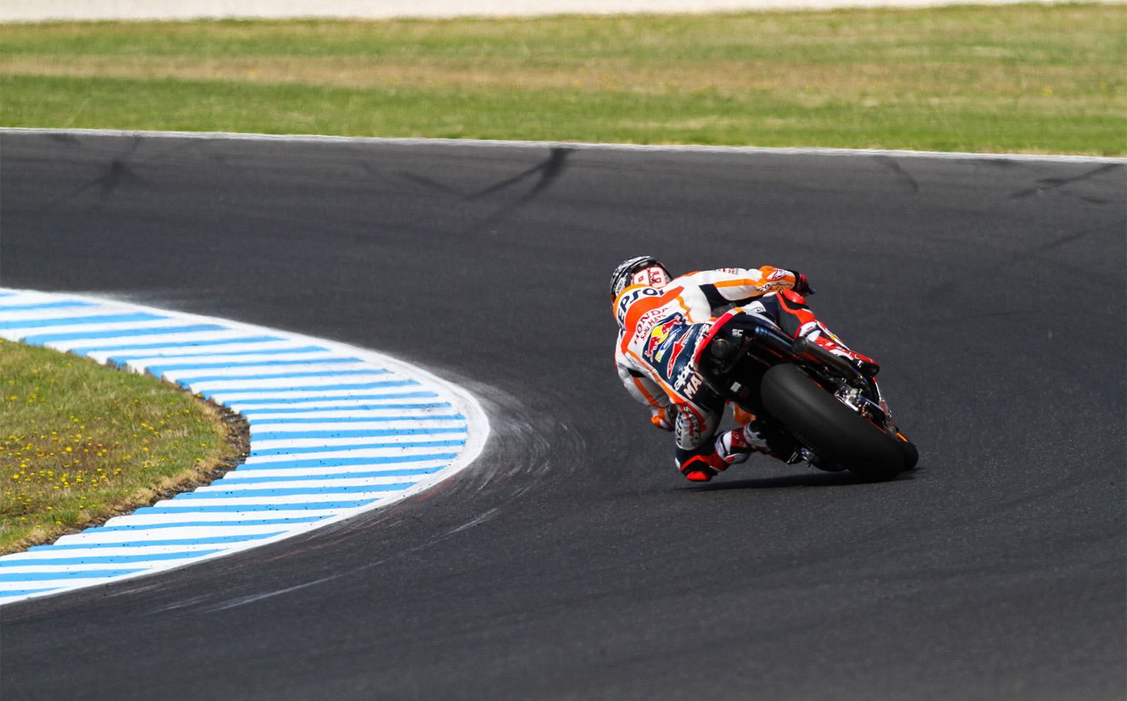 Australia Test: MotoGP Test Report 2017