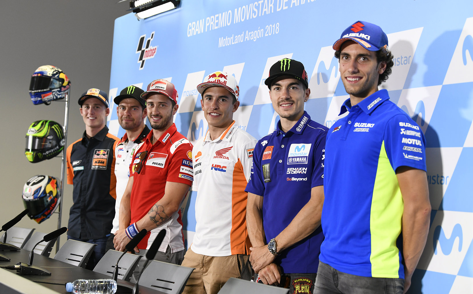 Spain vs Spain vs Italy: Marquez, Dovi and Lorenzo