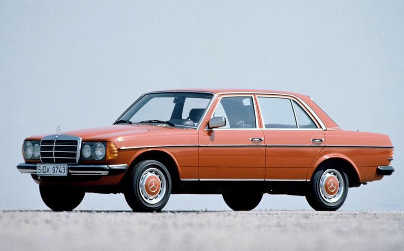 Mercedes-Benz W123: world's best 1970s mid-size cars