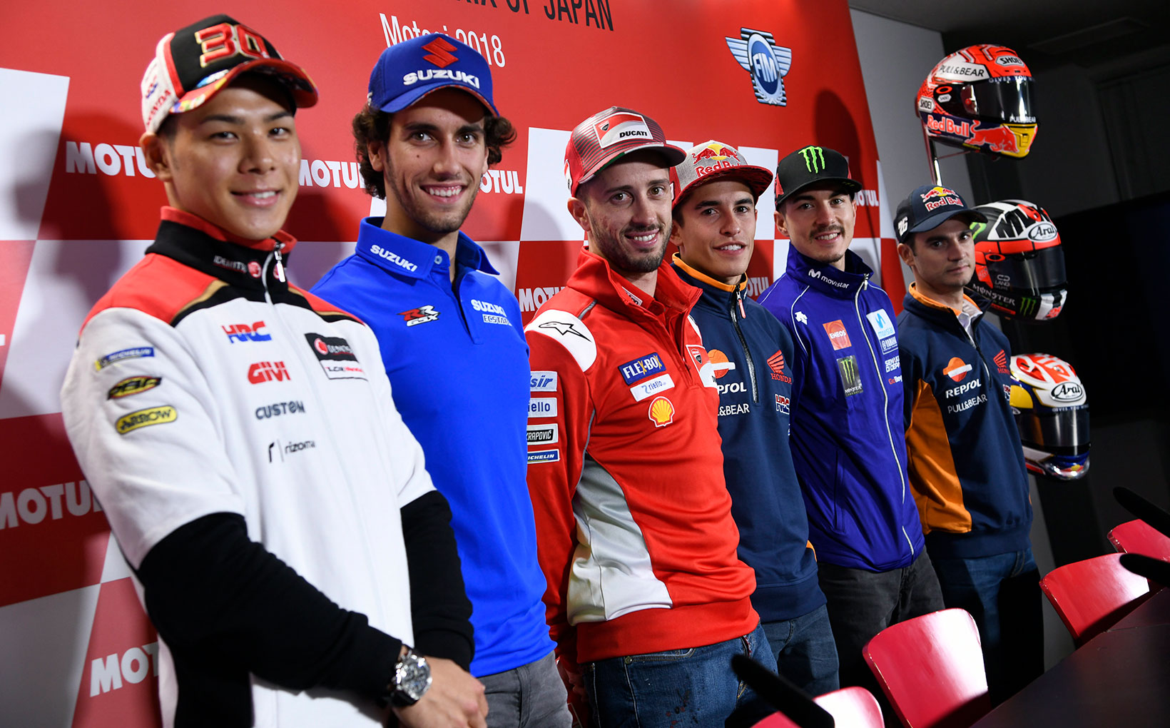 Marc Marquez could be World Champion In Japan whilst Lorenzo withdraws