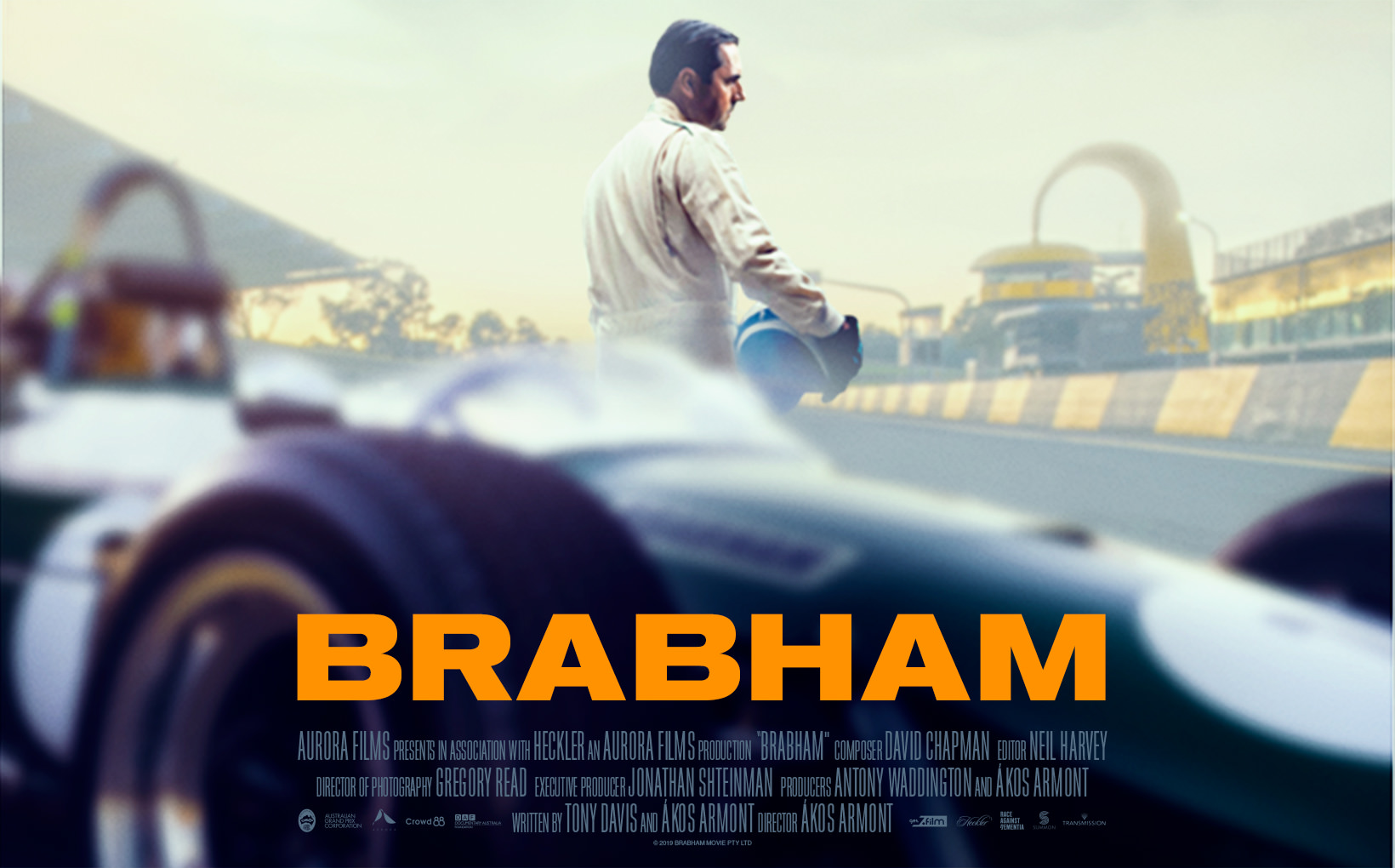 BRABHAM Documentary Film