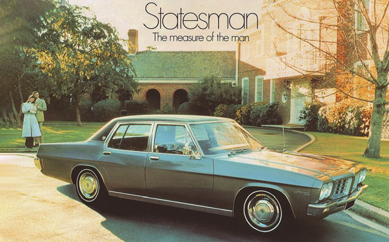 Holden Statesman and Caprice: The Fairlane legacy