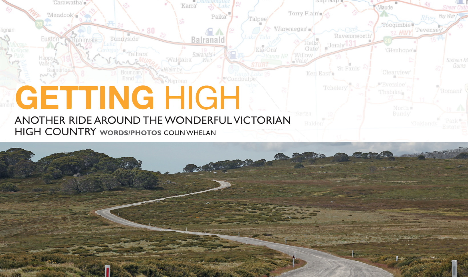 Getting High - Another Ride Around the Wonderful Victorian High Country