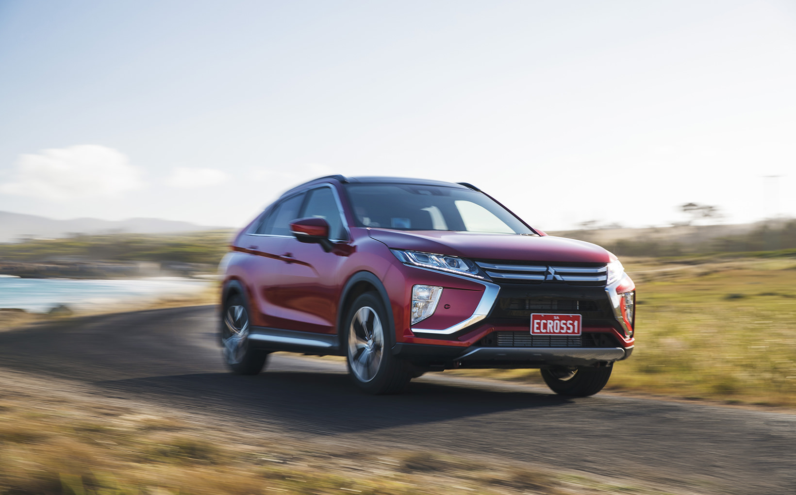 Mitsubishi morphs old sportscar nameplate to new Eclipse Cross SUV