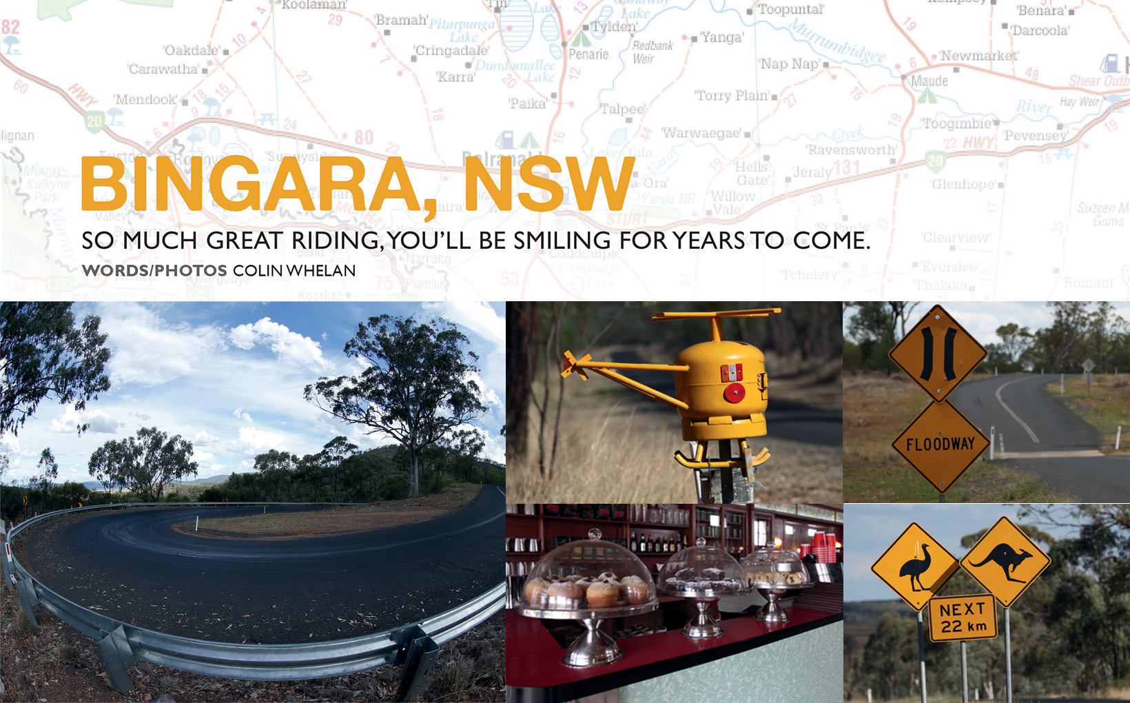 Bingara, NSW - So much great riding, you'll be smiling for years to come