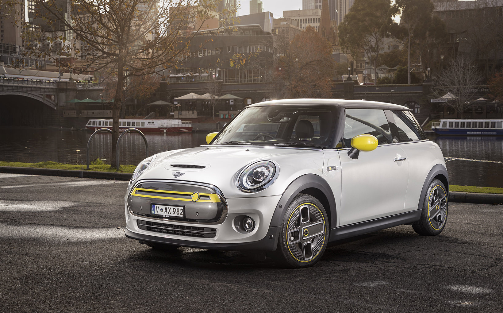The electric Mini is here to carry on the legacy of the original iconic hatch