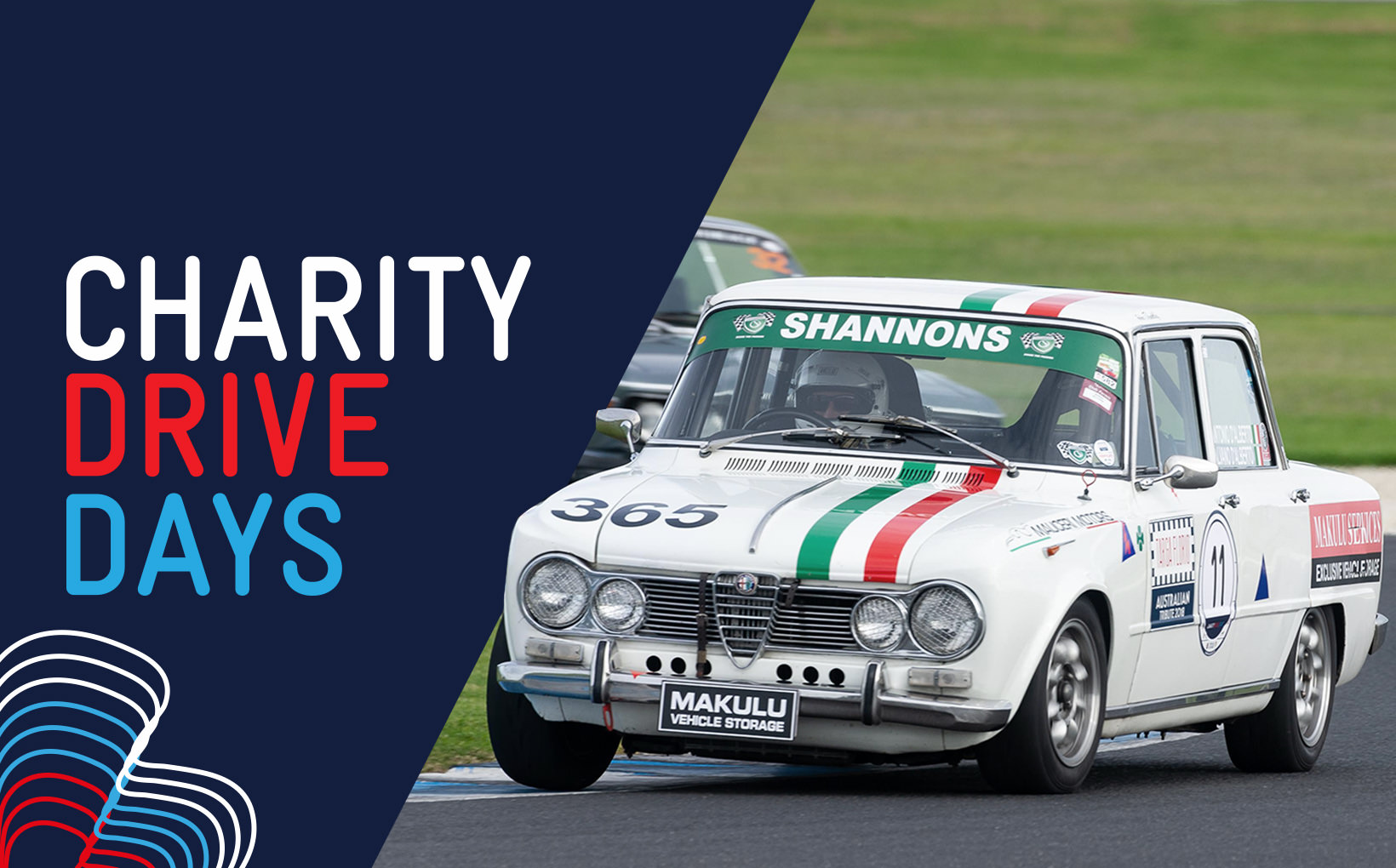 Shannons & Charity Drive Days