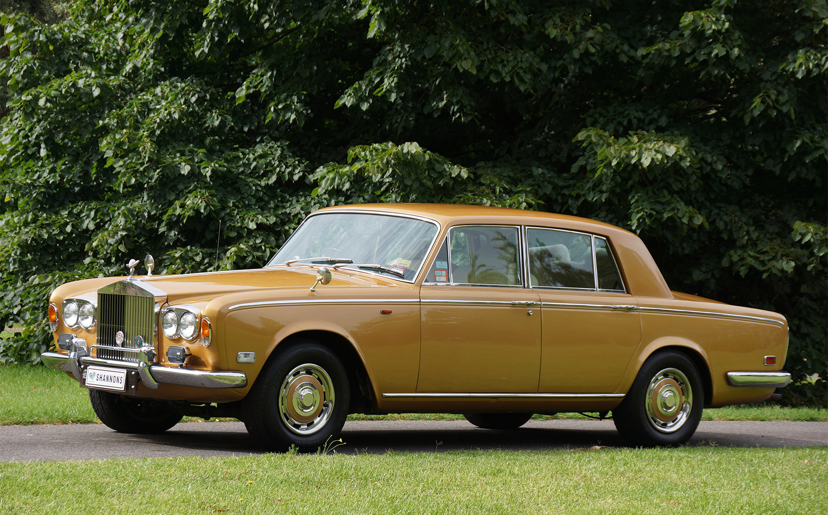 'No reserve' Rolls-Royces at Shannons Late Summer Melbourne Auction
