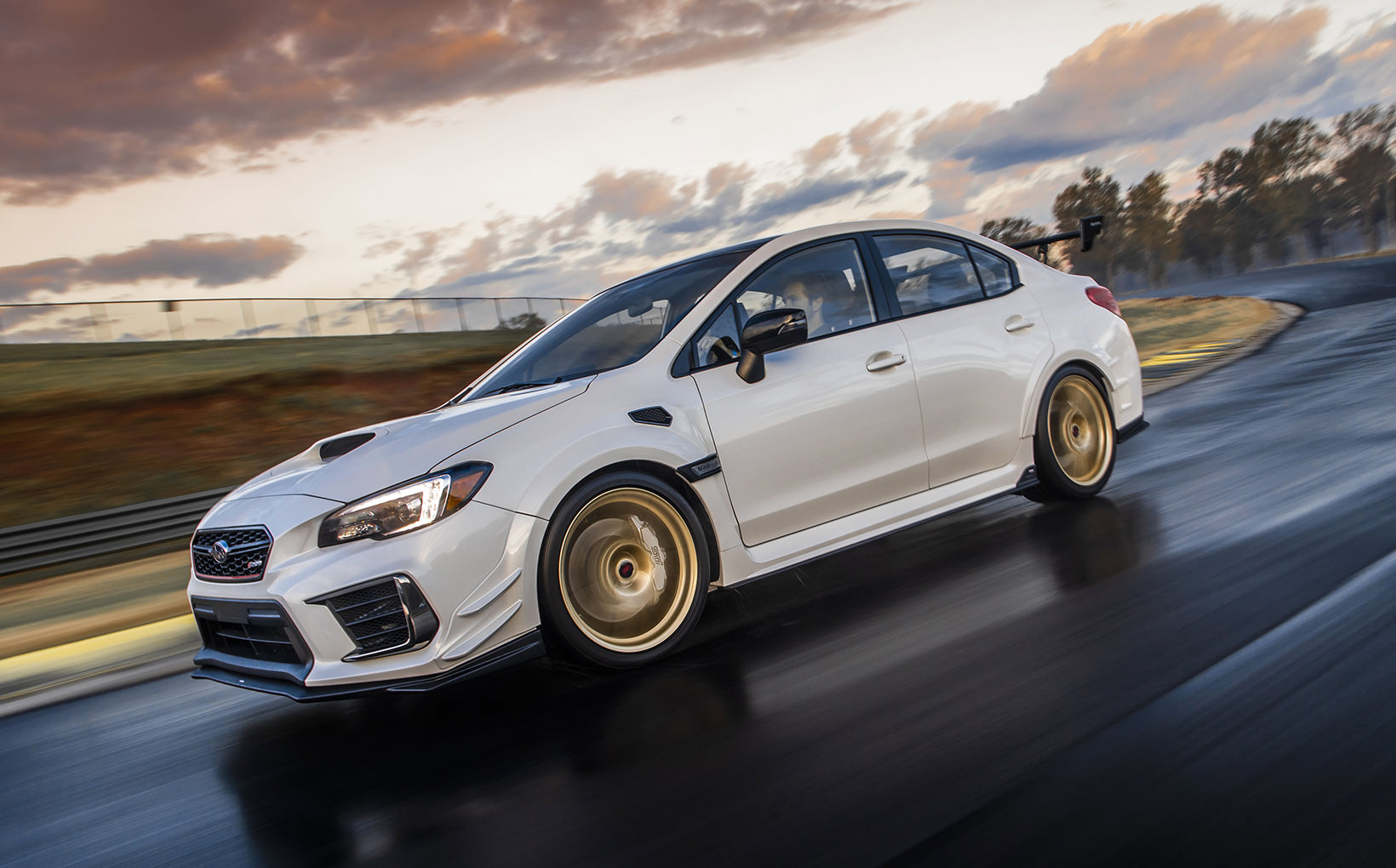 Subaru pushes WRX STI capabilities with S209