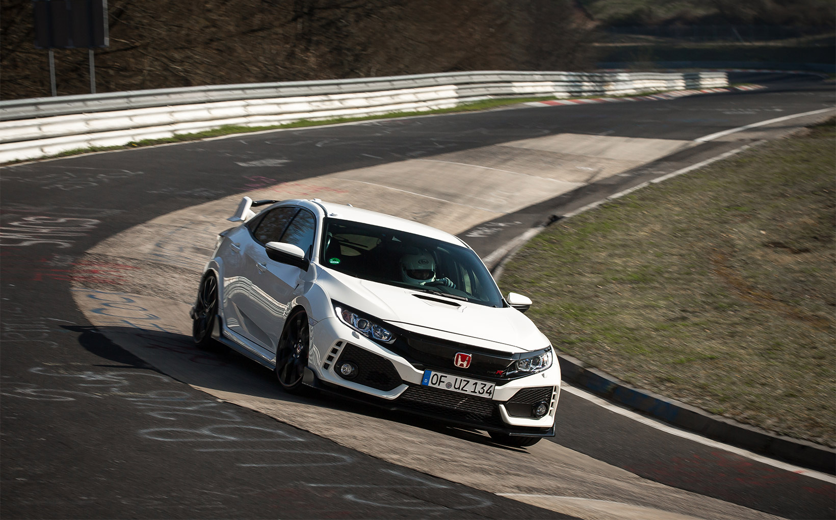 Is Honda's new Civic Type R spicy enough to take the hot hatch crown?