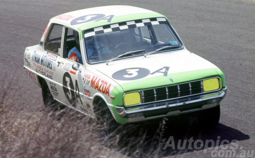 Mazda 1300: The $5000 Bathurst Champ!