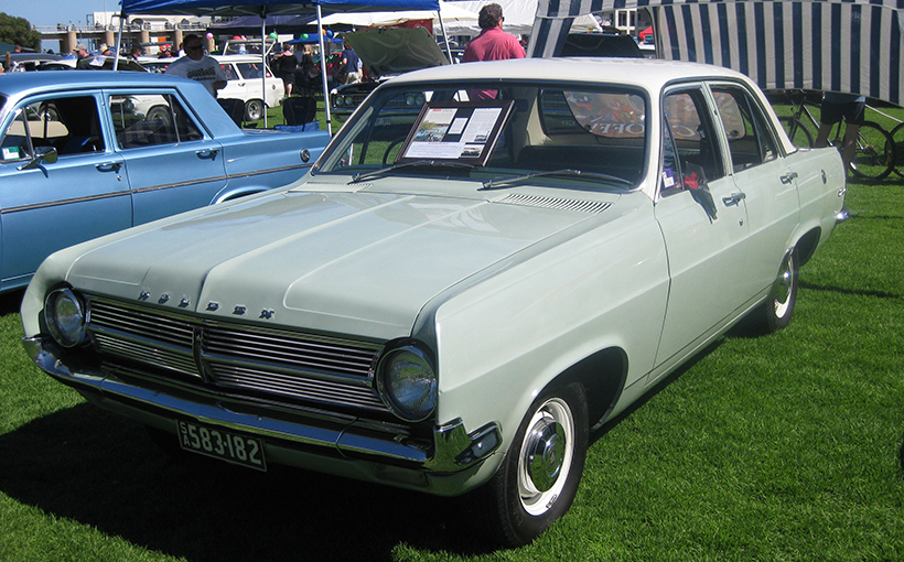 1965 67 Holden Hd Hr X2 Two Many Carbs Shannons Club