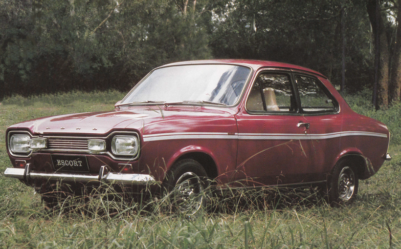 1970-75 Ford Escort Mk I: Made In Australia Made the Difference