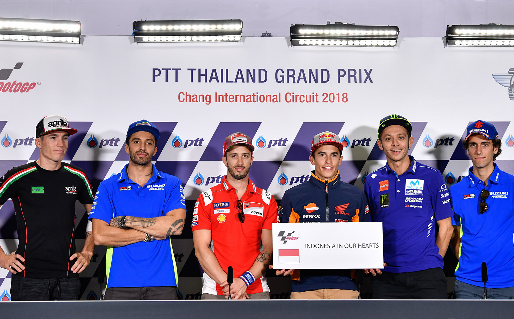 Thailand Grand Prix Ready For Action!