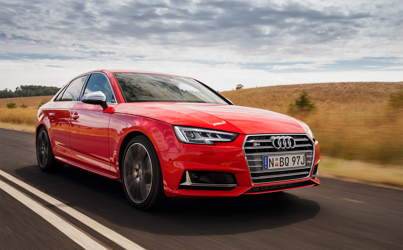 Audi takes a shot at its German rivals with all-new S4