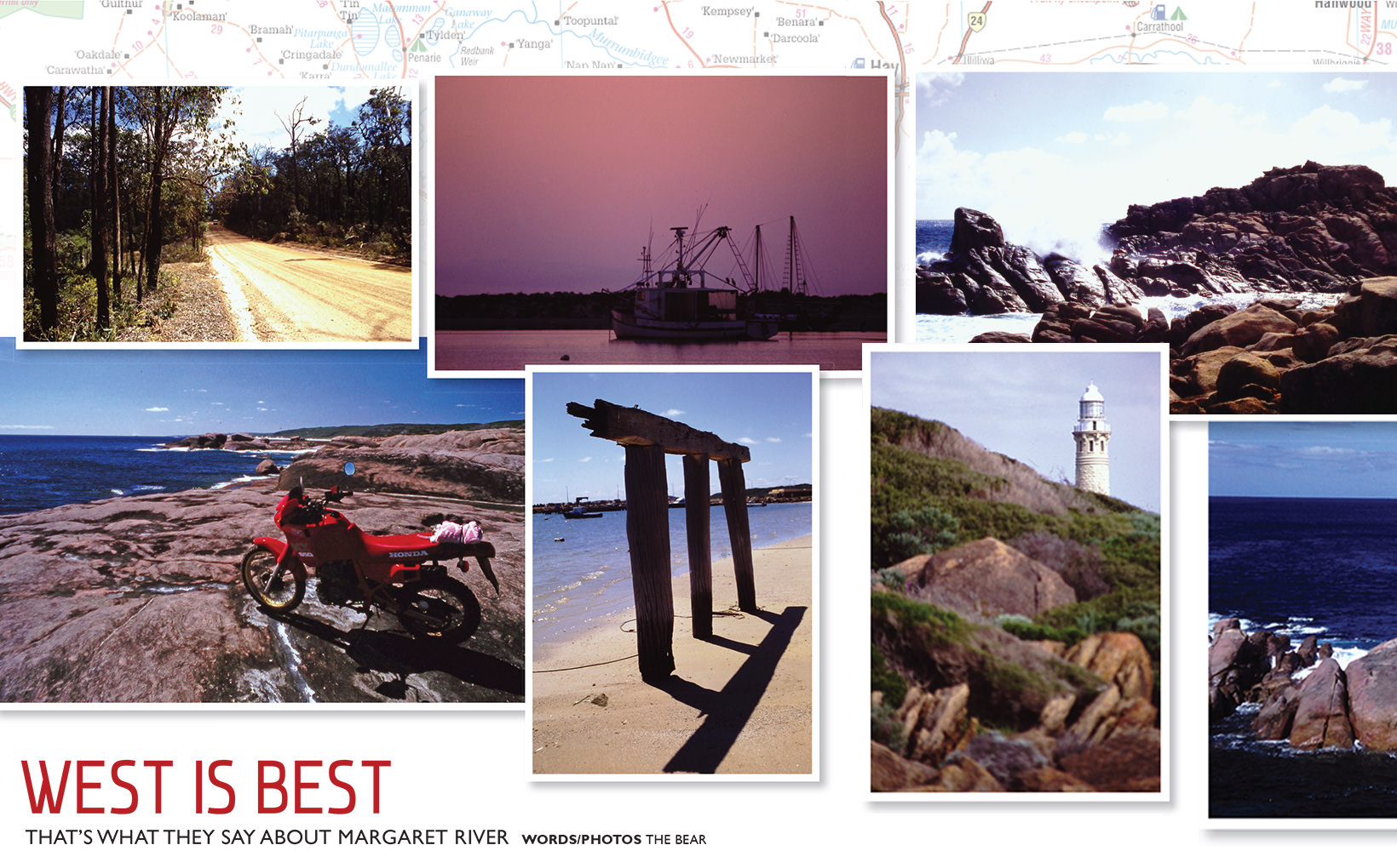 West is Best: That's What They Say About Margaret River