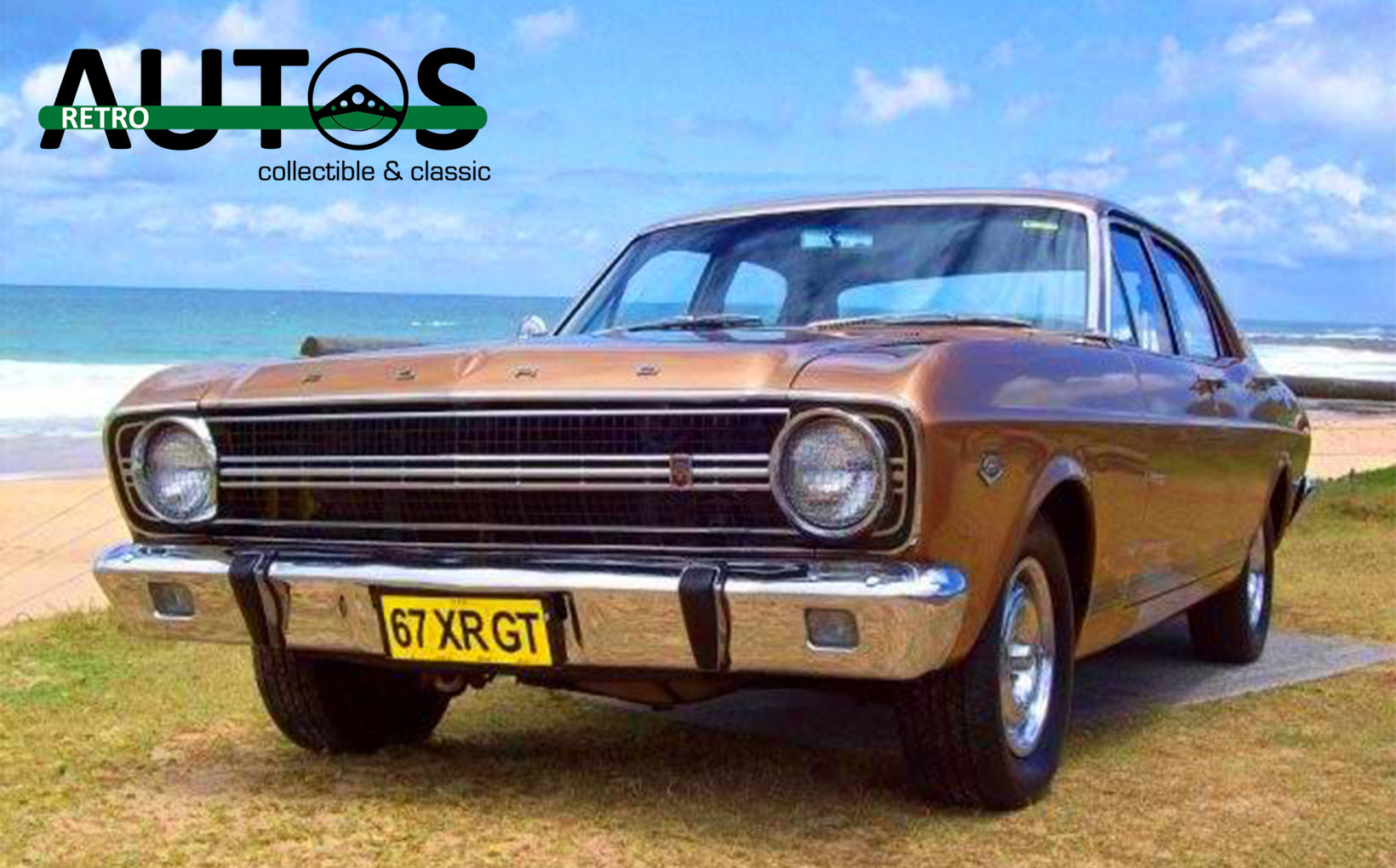 Retroautos May 2017 - XR Falcon GT's 50th Anniversary